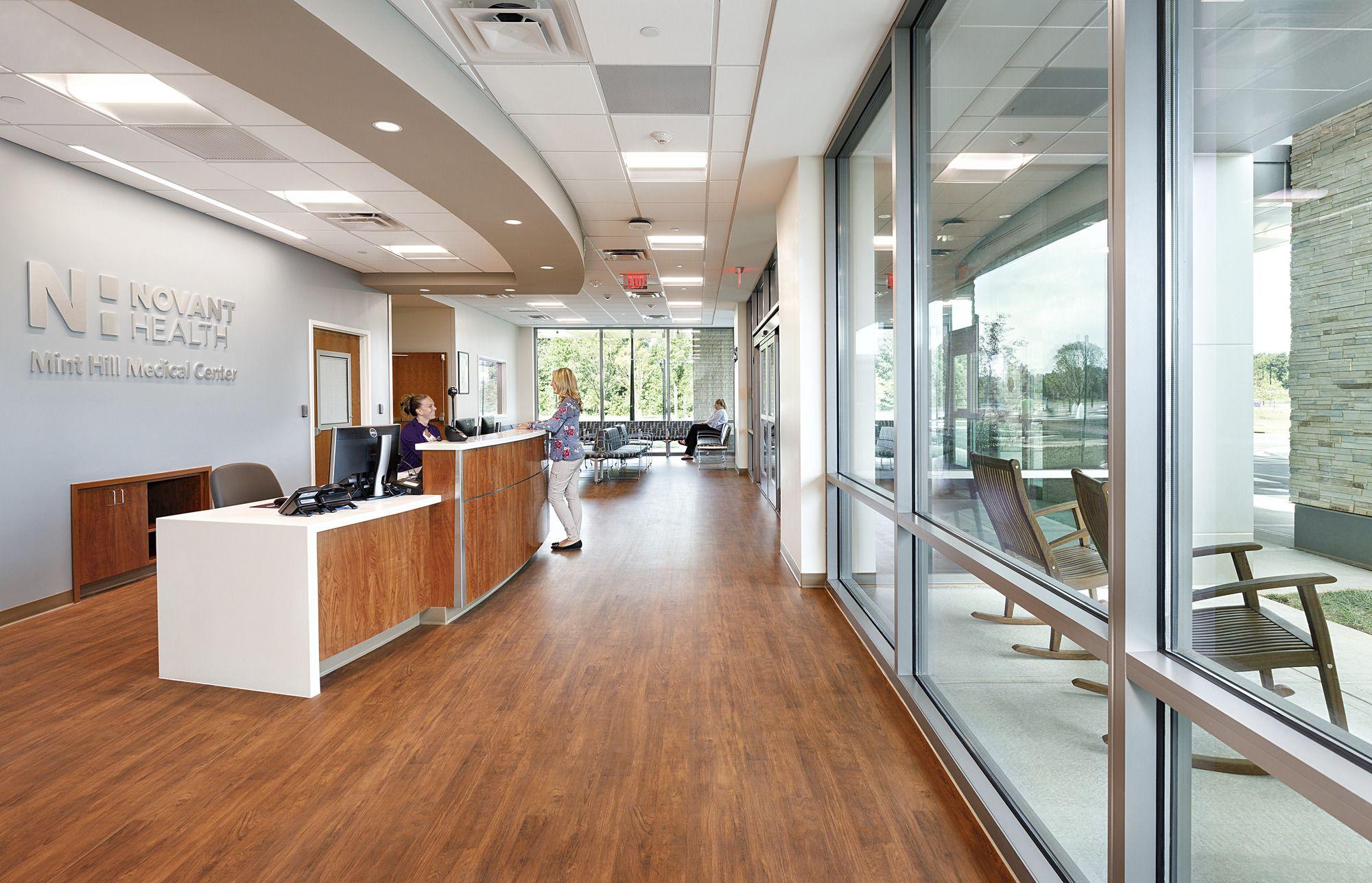Photo Tour Novant Health Mint Mill Medical Center