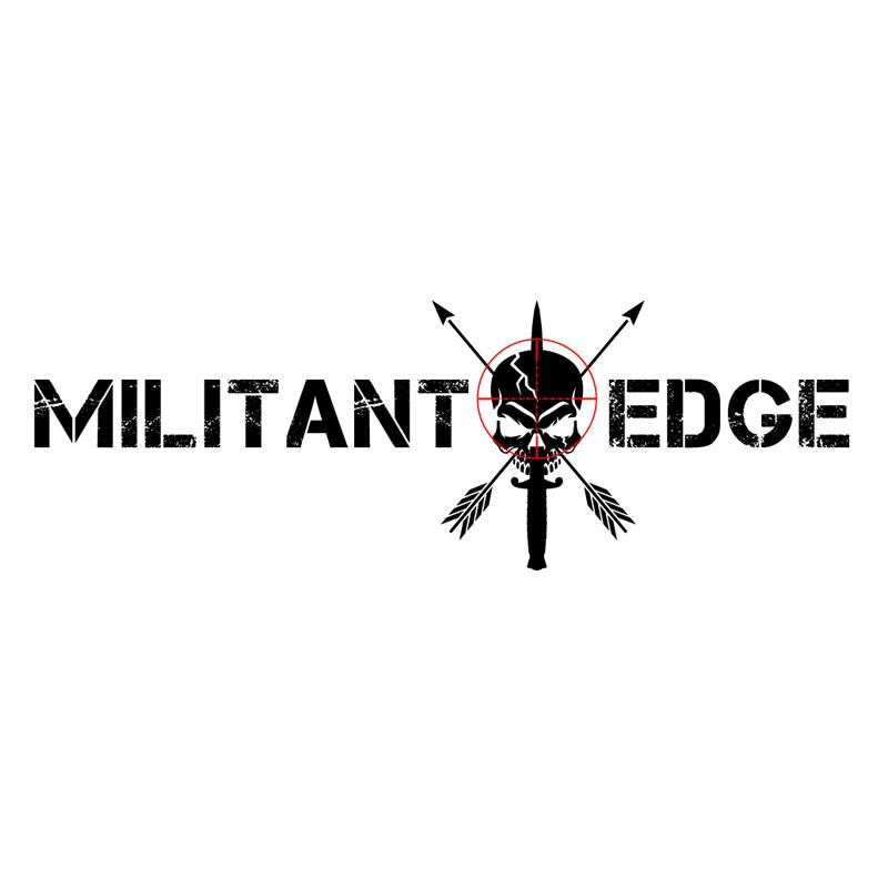 Militant Edge Logo Design