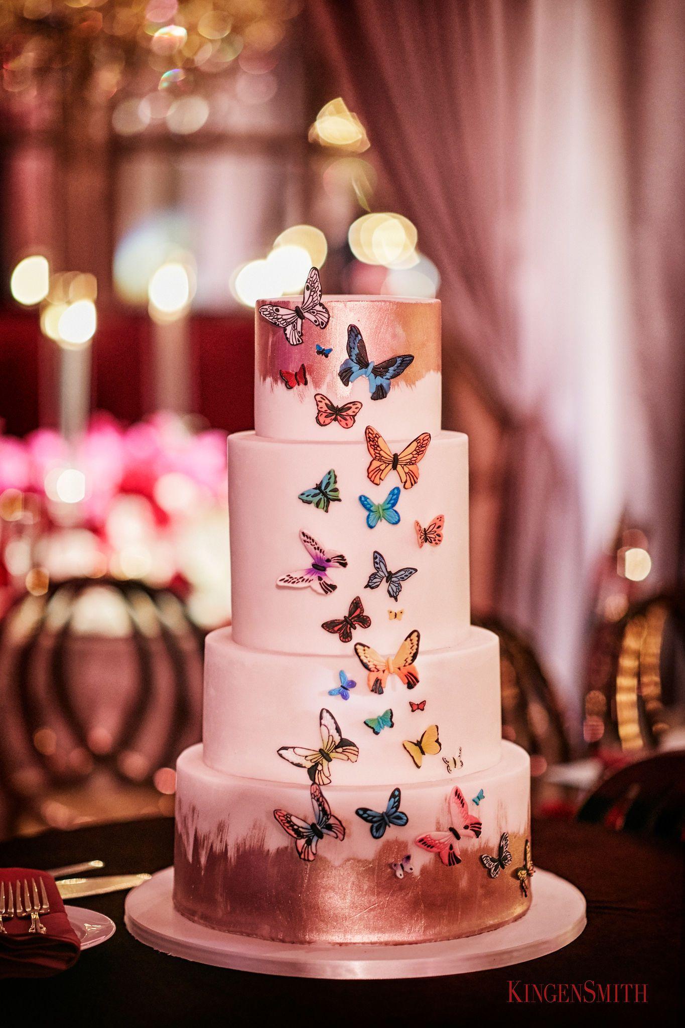 17+ Butterfly cake ideas wedding ideas