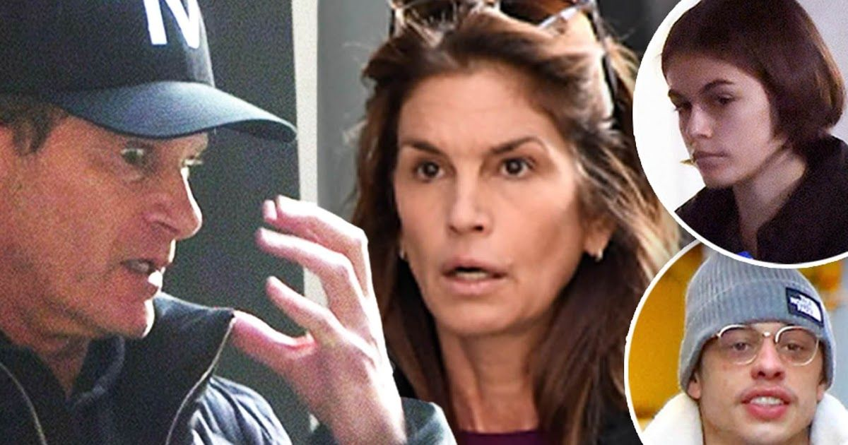 CINDY Crawford 53 years under stress in New York saw her