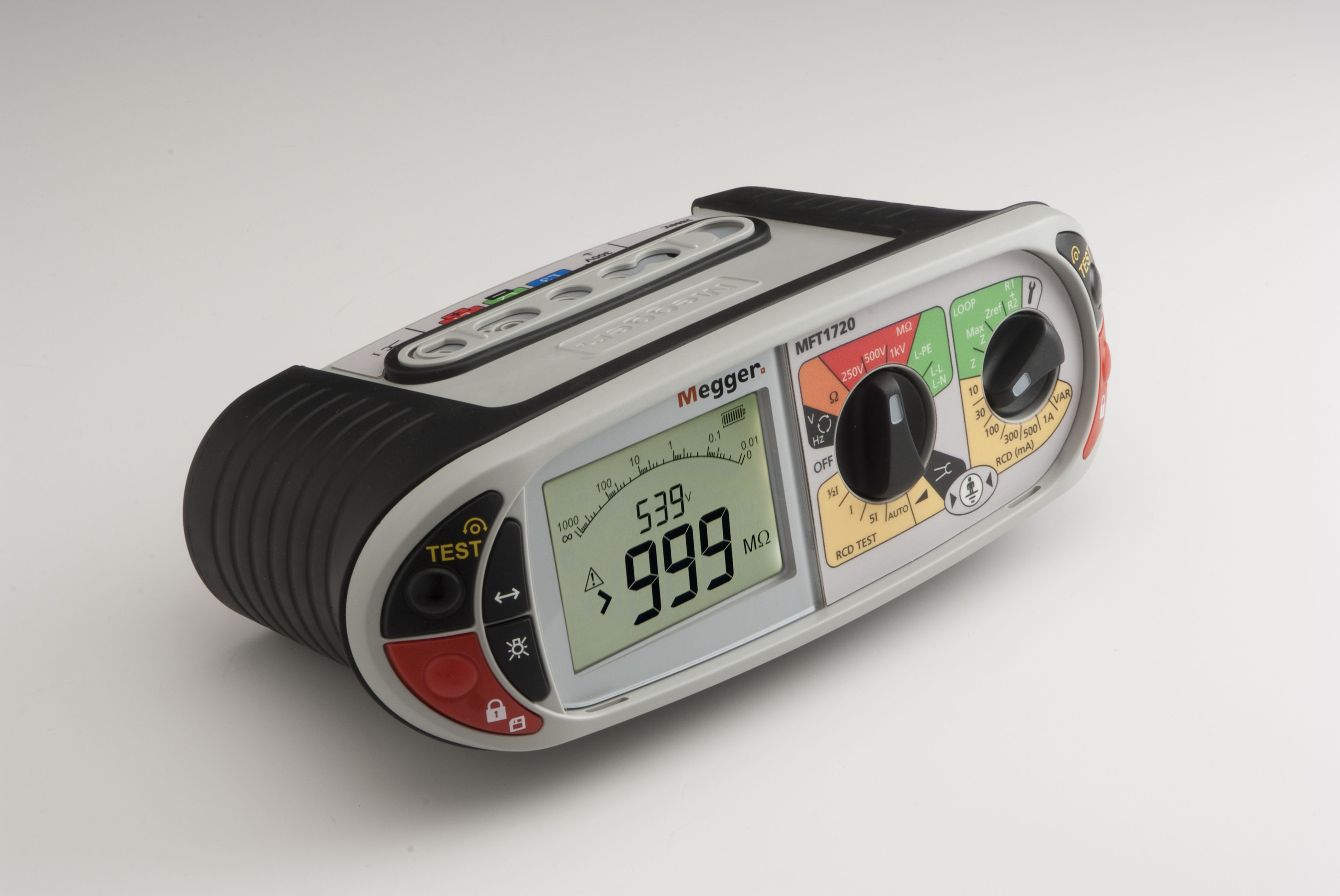 Megger Mft1720 Multifunction Tester For Checking And Certifying Uk Wiring Regulations Electrical Installations To The Edition
