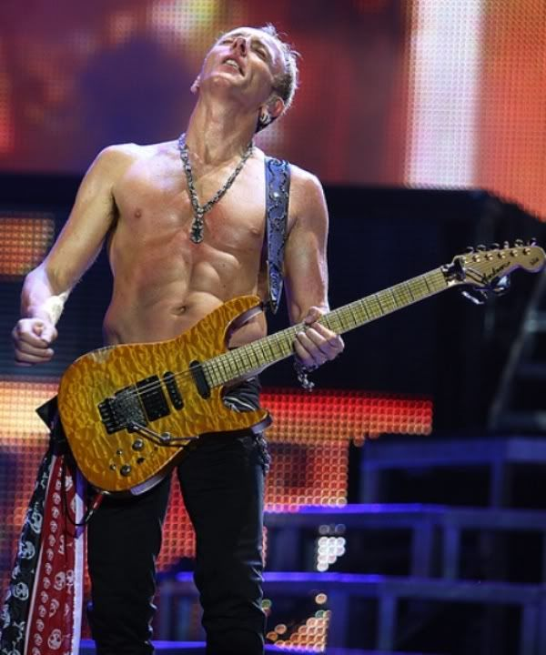 Phil Collen Phil Collen Def Leppard Def Leppard Poster