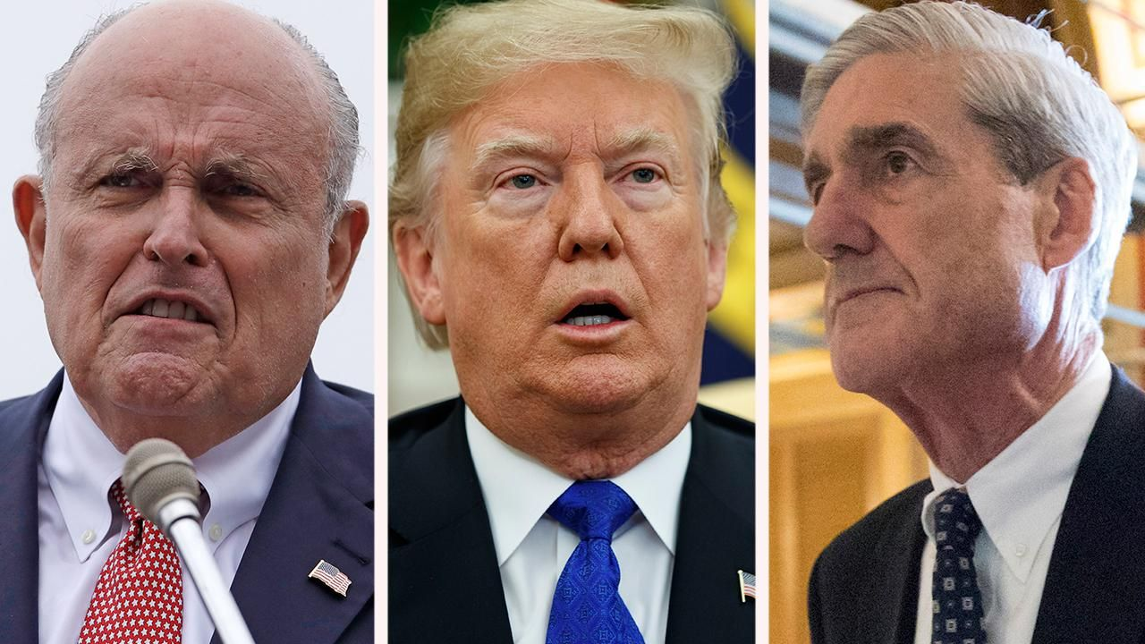 Trump Is Done With Mueller Won T Provide Anymore Answers In Russia Probe Giuliani Says Rudy Giuliani Presidents Russia