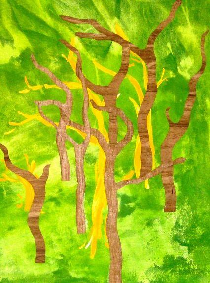 Waldemotionen