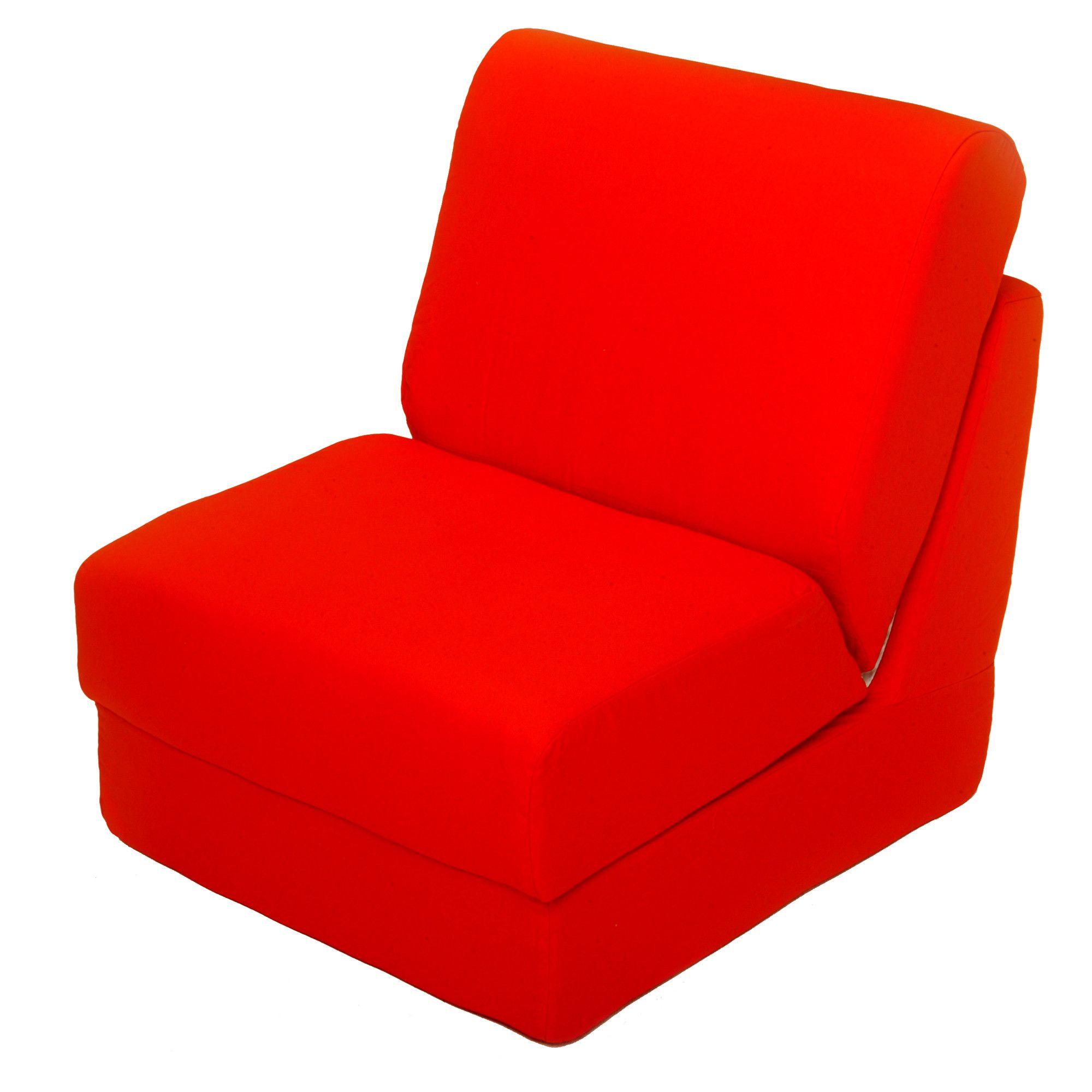 Fun Furnishings Teen Sleeper Chair U0026 Reviews | Wayfair