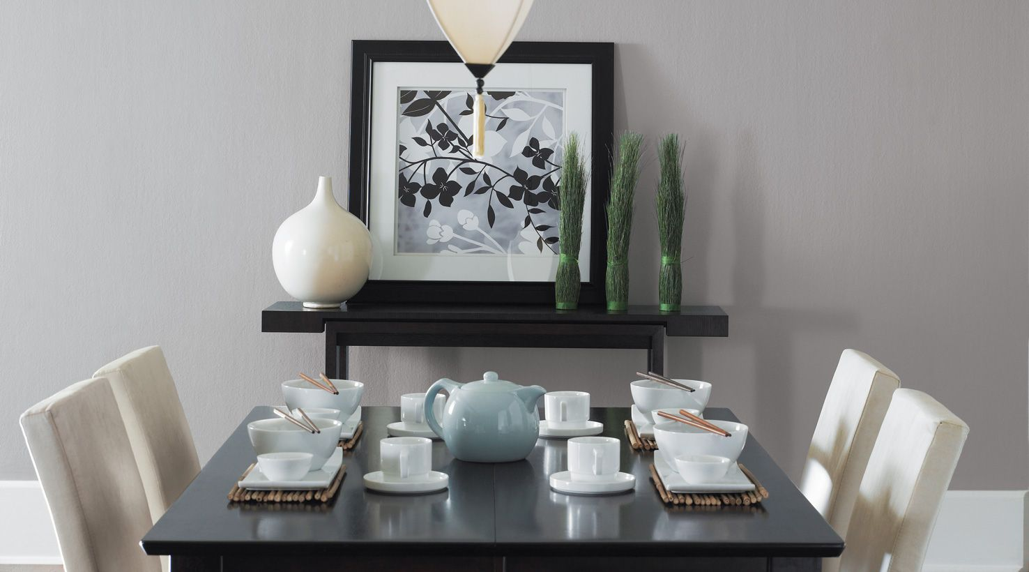 Sw img inspiration gallery interior rooms dining - Interior dining room paint colors ...