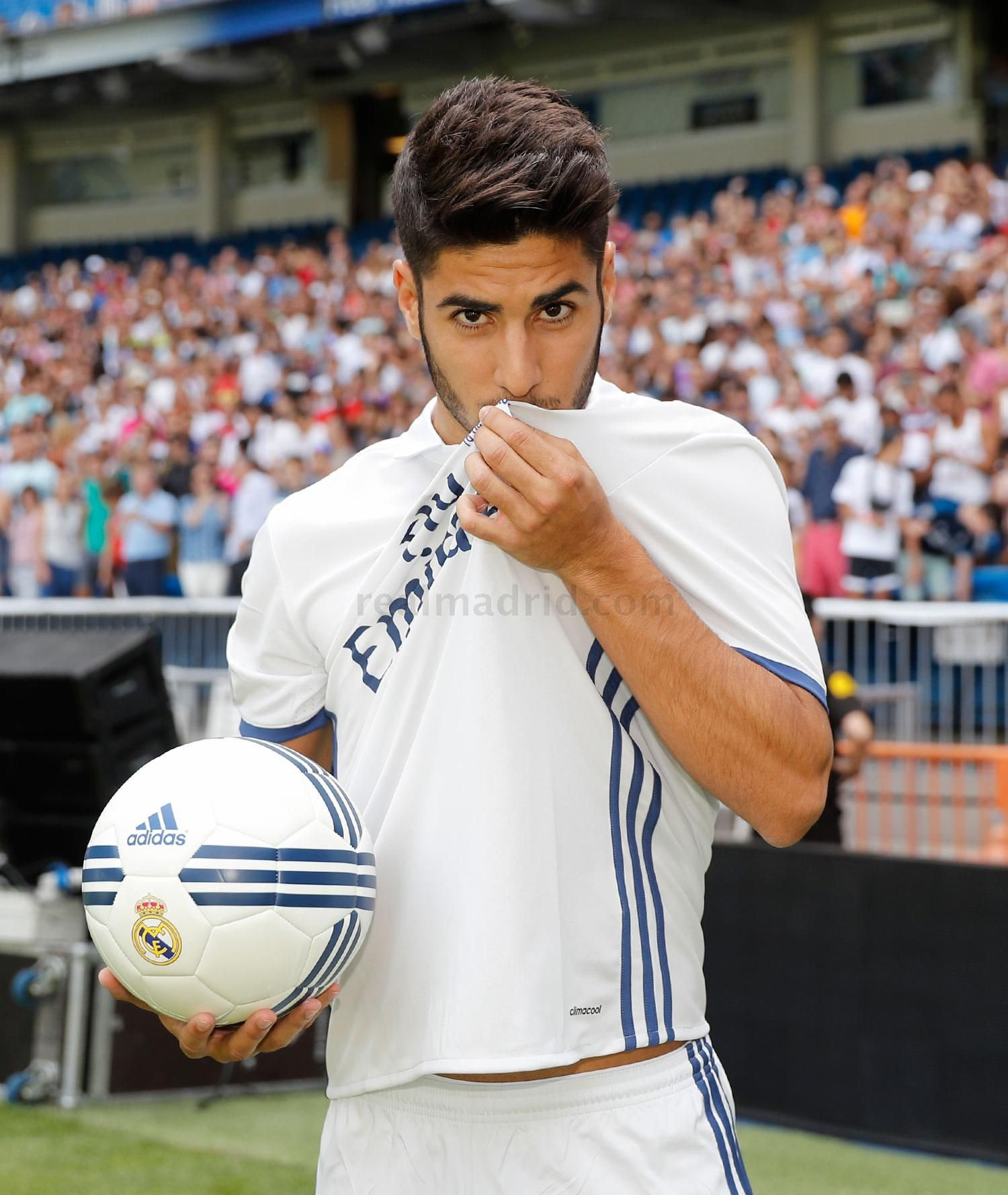 Real Madrid Cf Web Oficial Asensio Marco Asensio Marco Asensio Real Madrid