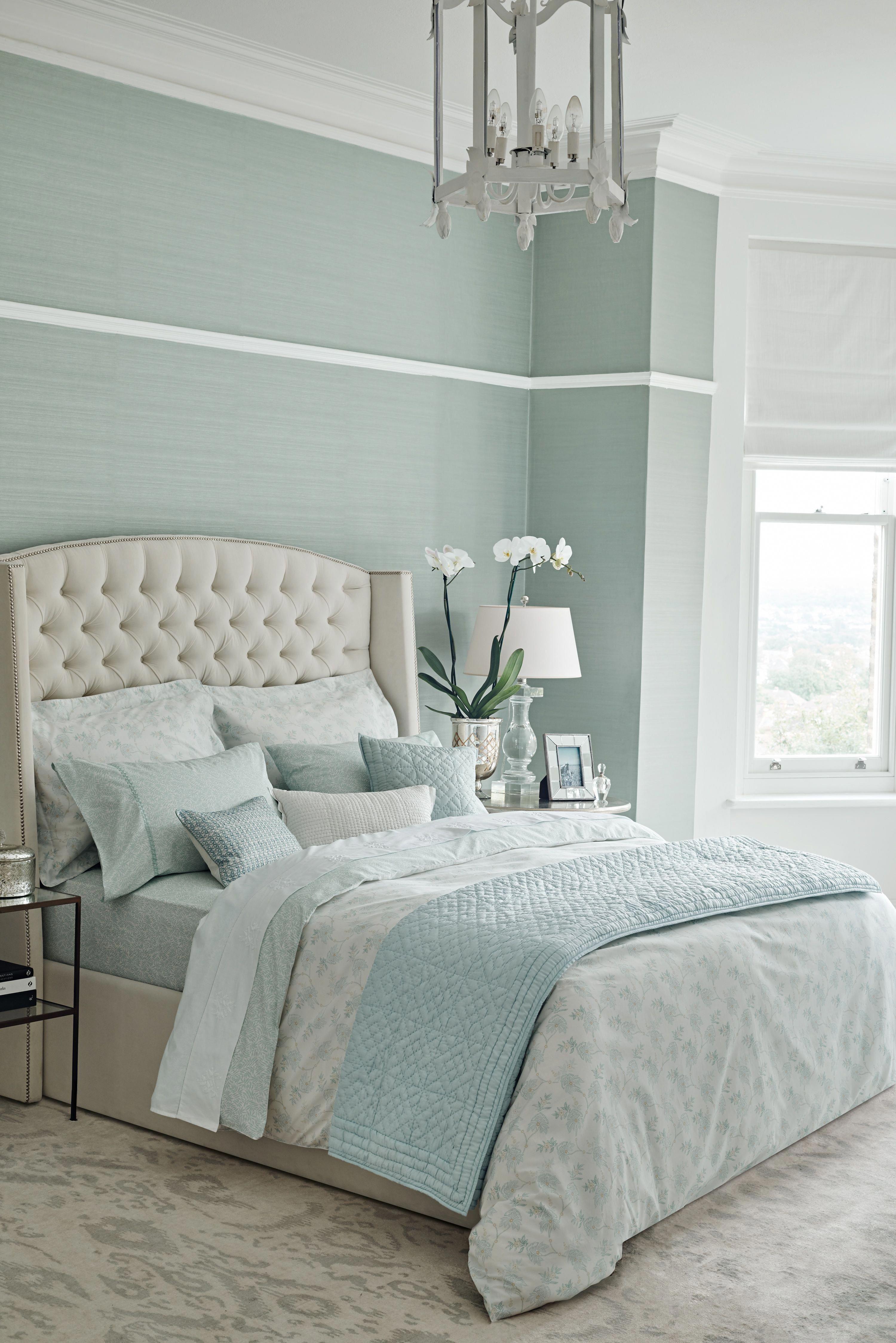 Elegant Gray And Tiffany Blue Bedroom Small Bedroom Decor Woman Bedroom Master Bedrooms Decor