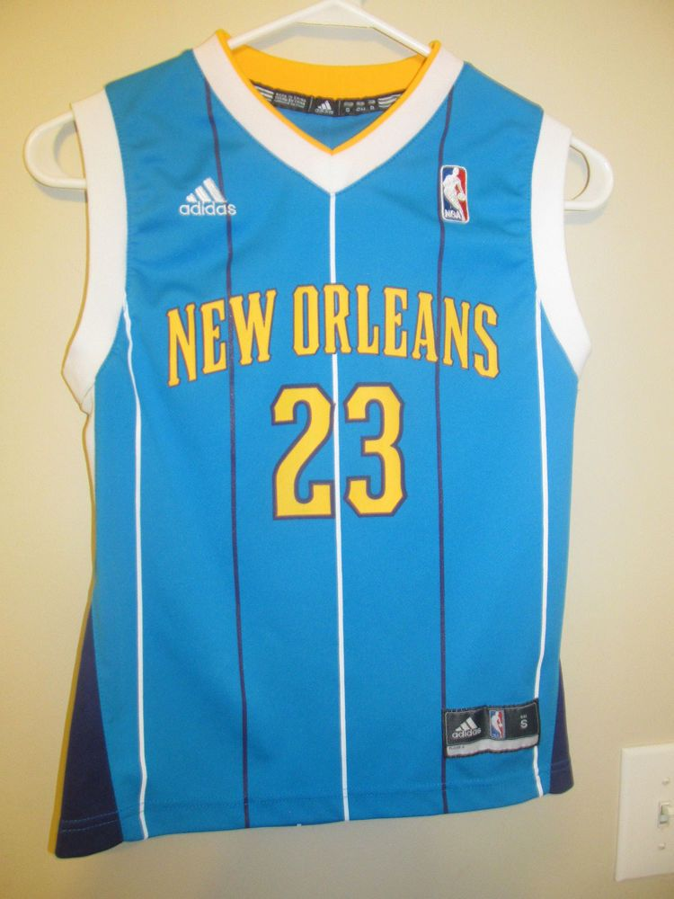 2942615c Anthony Davis - New Orleans Pelicans jersey - Adidas youth small ...