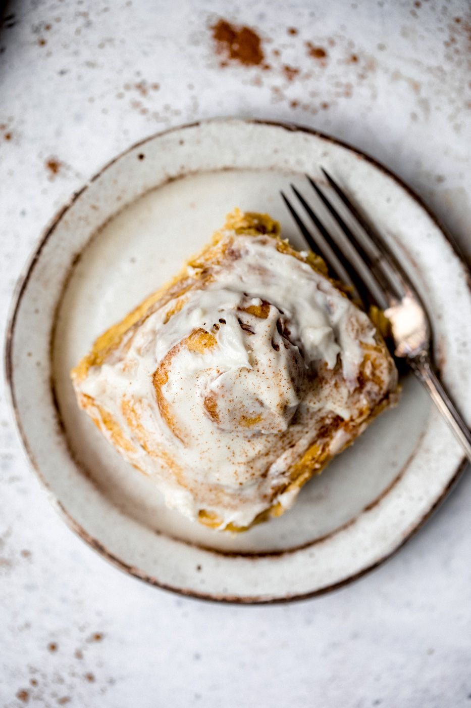 The Best Pumpkin Cinnamon Rolls You'll Ever Eat | Ambitious Kitchen
