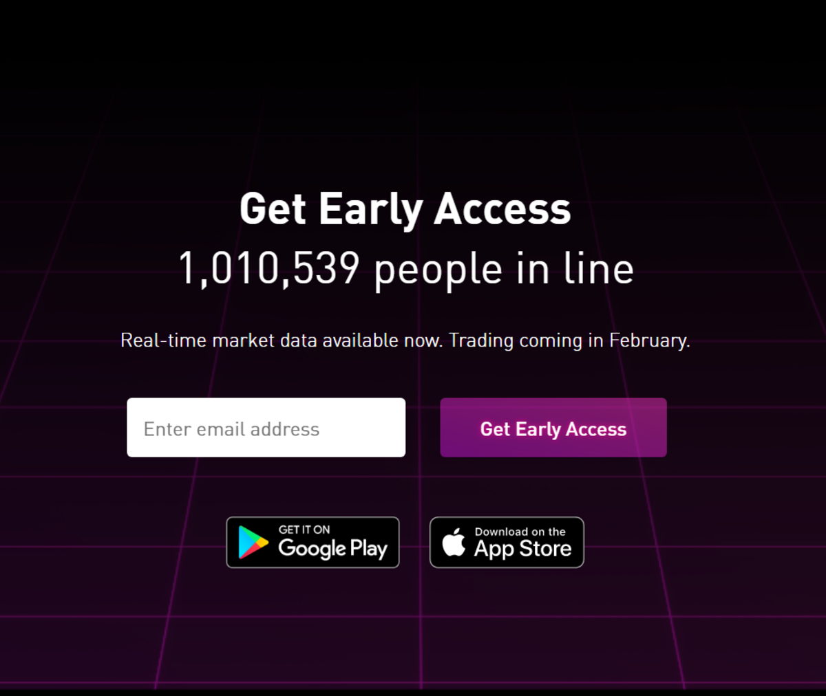 One Million People Are Waiting in Line to Join Robinhood's