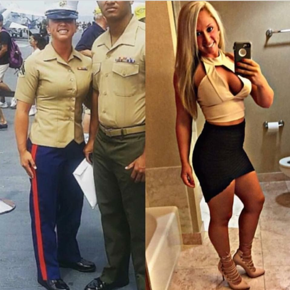 Dating a girl from the marines