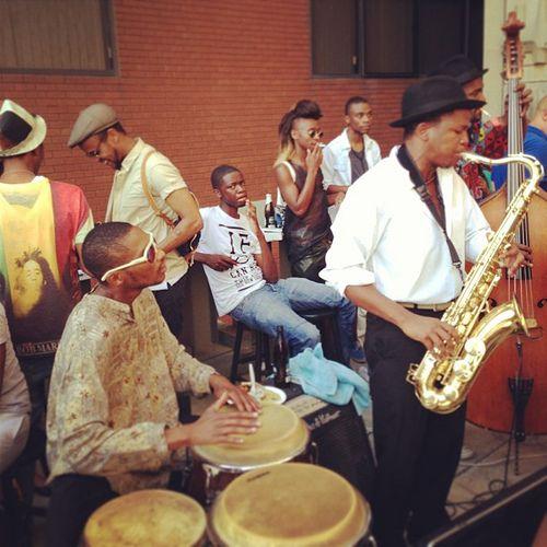 Live jazz @ #johannesburg #southafrica Photo kaysha http://www.flickr.com/photos/kaysha/