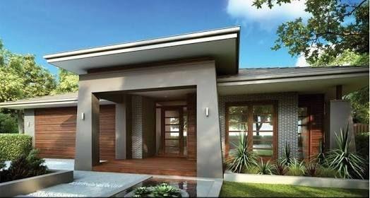brick single story house facades - Google Search | House facades ...