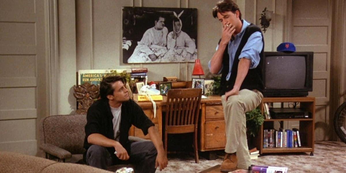 Friends Joey Chandler