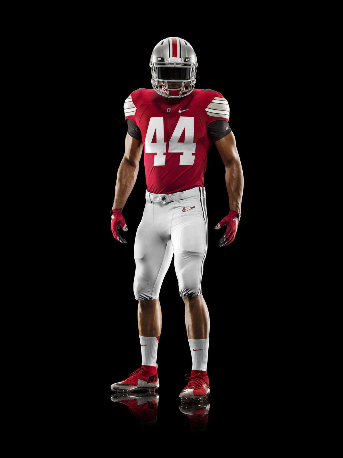 Nike Playoff Uni s GO BUCKS! Nike Playoff Uni s GO BUCKS! College Football  Uniforms ... 100a867d9