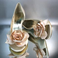 shoe embellishments - Google Search