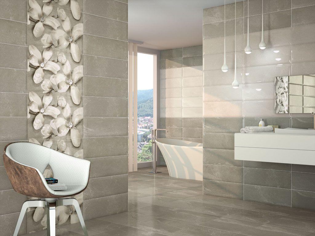 Кафельная плитка для ванной в СПб, напольная и настенная ...