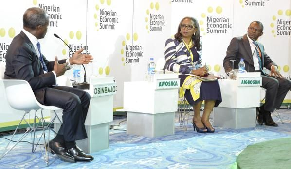 Ekpo Esito Blog: 2015 Economic Summit: We are at a time of monument...
