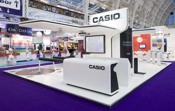 D Exhibition : Exhibition stand design inspiration retail