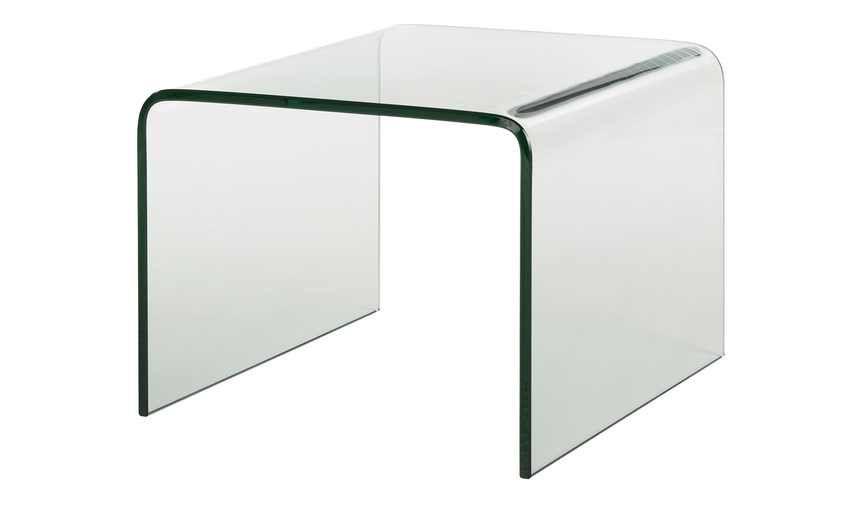 Beistelltische Aus Glas couchtisch tessera modern