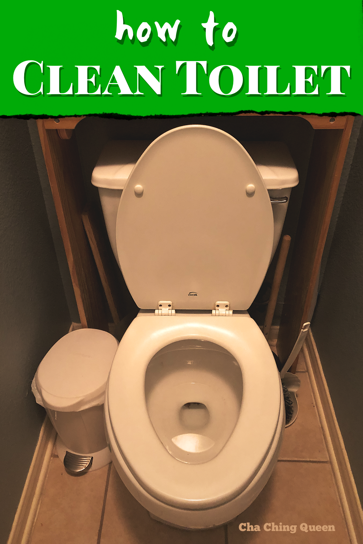 How To Clean A Toilet And How To Remove Hard Water Stains Hard Water Stain Remover Hard Water Stains Toilet Cleaning