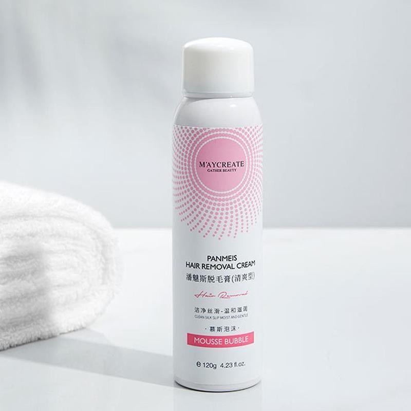 Natural painless hair removal spray   Hair removal spray, Painless hair  removal, Hair removal