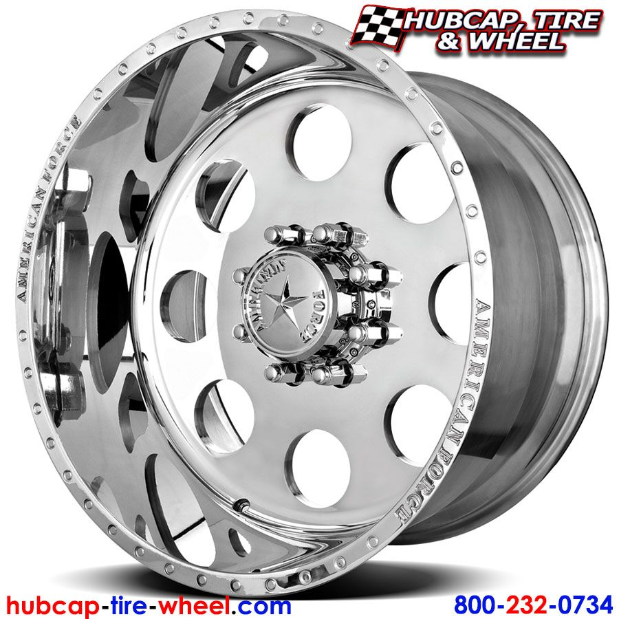 American Force Classic Ss8 Polished Wheels Rims American Force Wheels Wheel Rims Wheel And Tire Packages