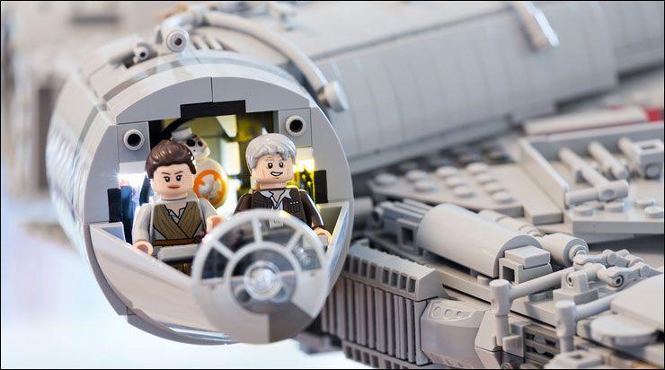7 Of Millenium Falcon Pieces Wars Moc Ucs Star Lego 7500 yI6f7Ybgv