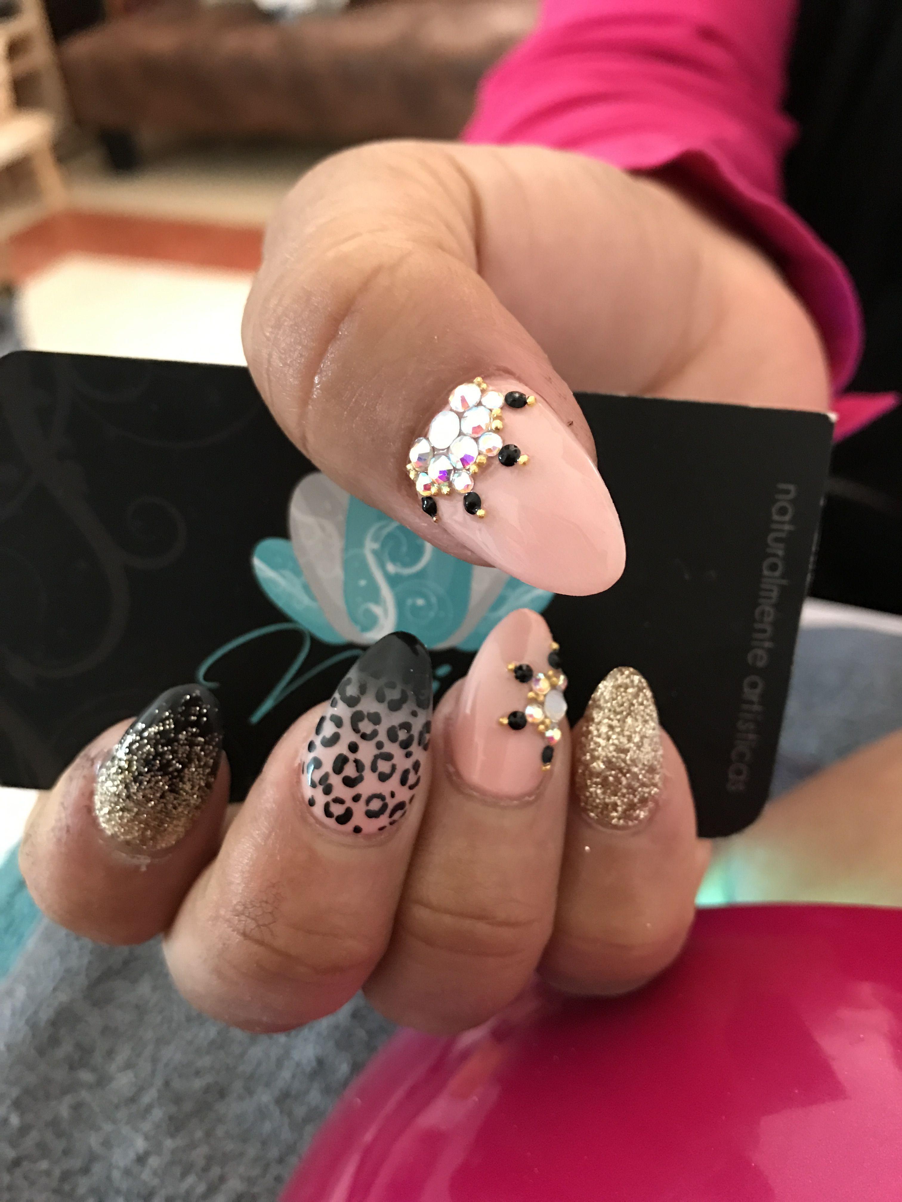 Acrylic nails, nails art, nude nails | Nails | Pinterest