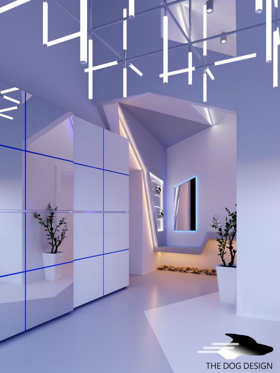 3D Graphics Interior Das Hundedesign \