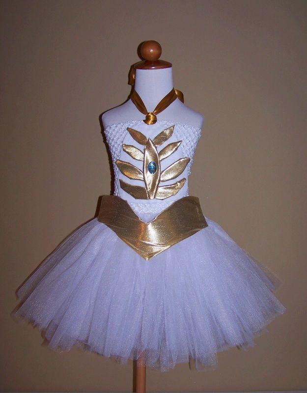 She-Ra, Princess of Power tutu dress costume www.facebook.com/tessastutus