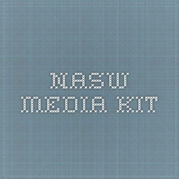 NASW Media Toolkit