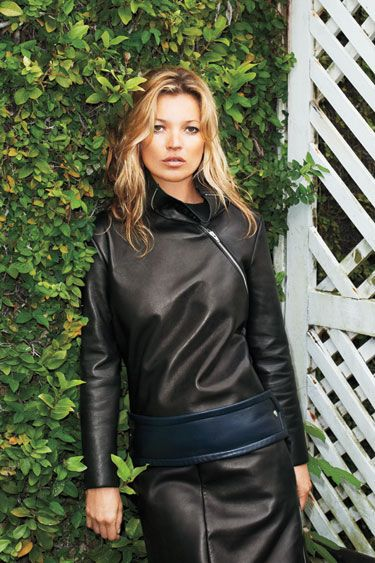 Kate Moss in Fashion's New Looks