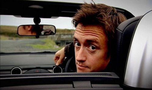 Hammond Top Gear