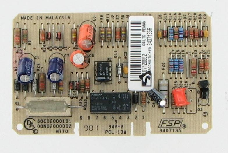 Whirlpool Laundry Washer Control Board Repair Service 3349085
