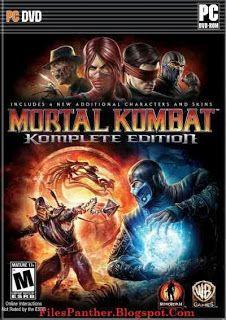 Mortal Kombat 5 PC Game Free Download (Full Version) | Games in 2019