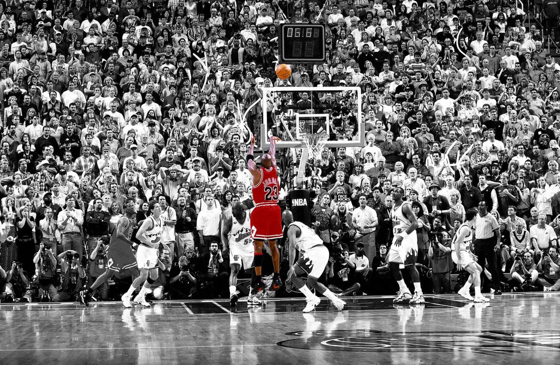 0450be15d17fb9 Michael Jordan Last Shot WallPaper HD - http   imashon.com w