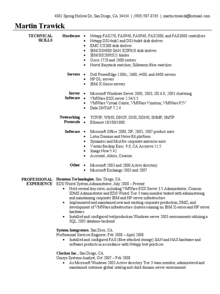 Ccna Resume Examples Sample Cna Cover Letter  Home Design Idea