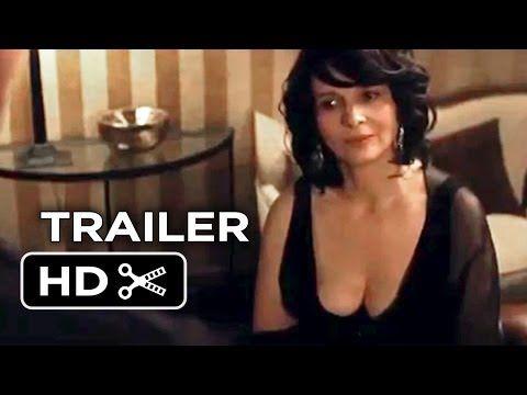 ▶ Clouds of Sils Maria Official Trailer #1 - Juliette Binoche, Kristen Stewart Drama HD - YouTube