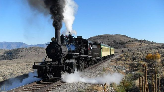 6 Unforgettable Train Trips in the USA