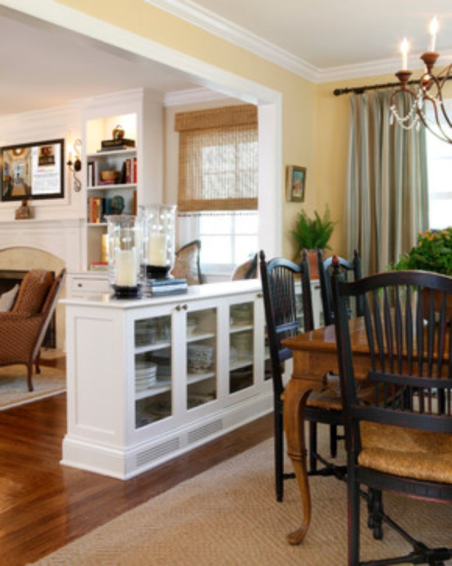 60 Stunning Half Wall Kitchen Designs Ideas Roundecor Half Wall Kitchen Room Remodeling Living Room Kitchen Divider