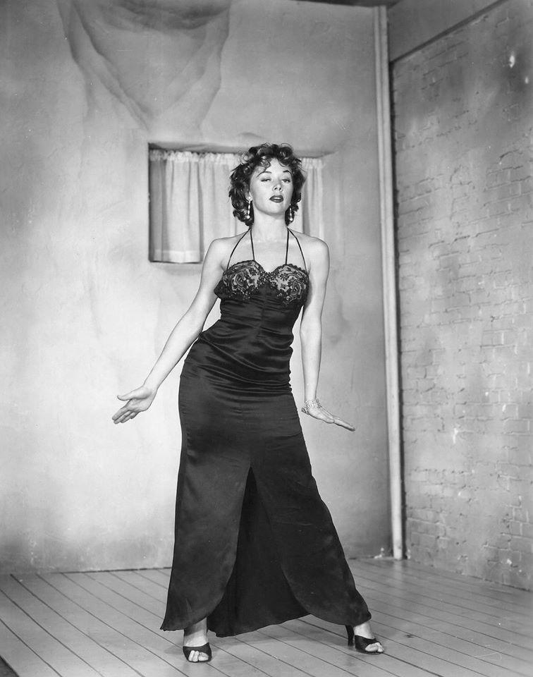 Gloria Grahame in The naked alibi | Flickr - Photo Sharing!