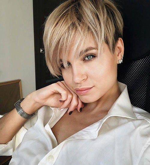 37-long-pixie-haircuts-for-women Best New Pixie Haircuts for Women #Longpixie #longpixiehaircuts