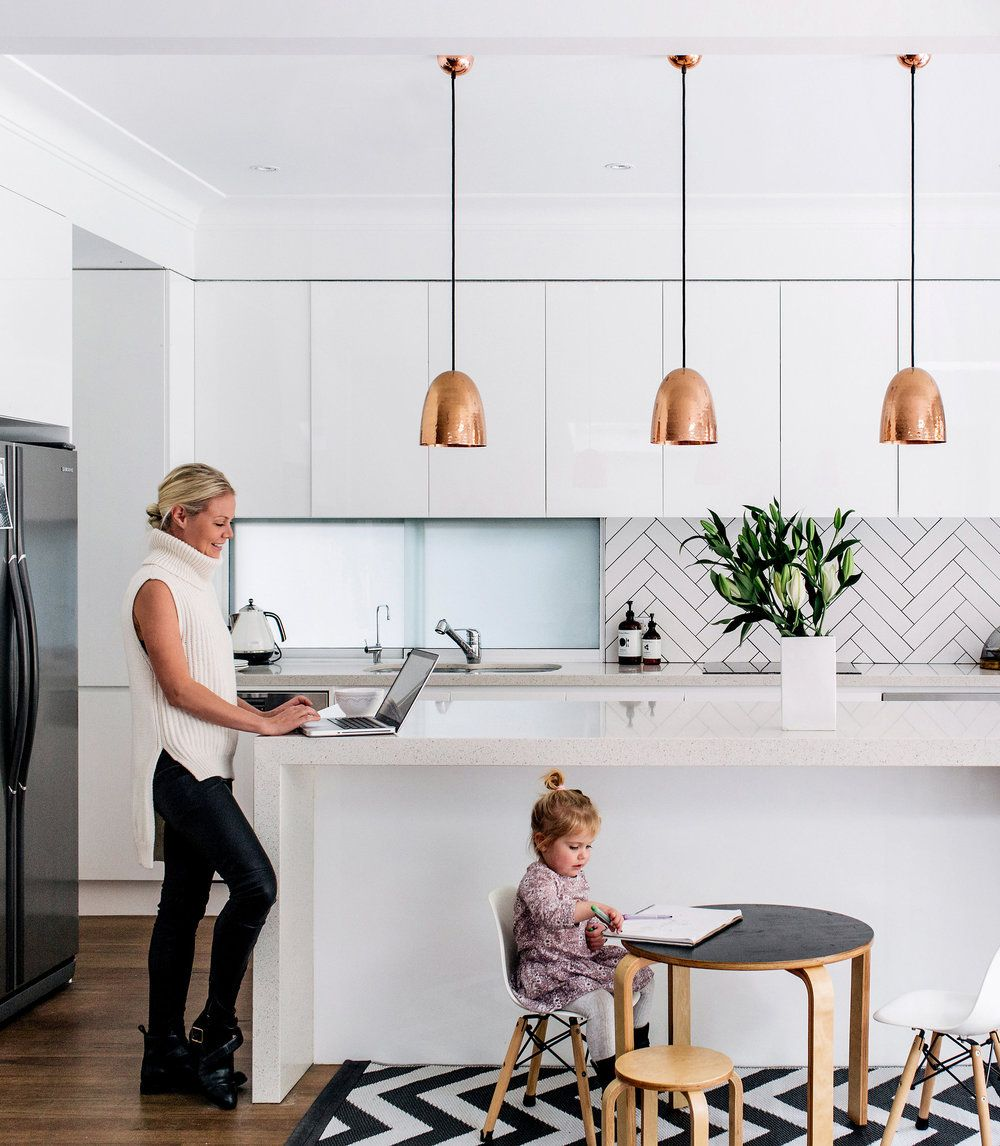 Current Crush: Subway Tiles | Subway tiles, Kitchen dining and Kitchens
