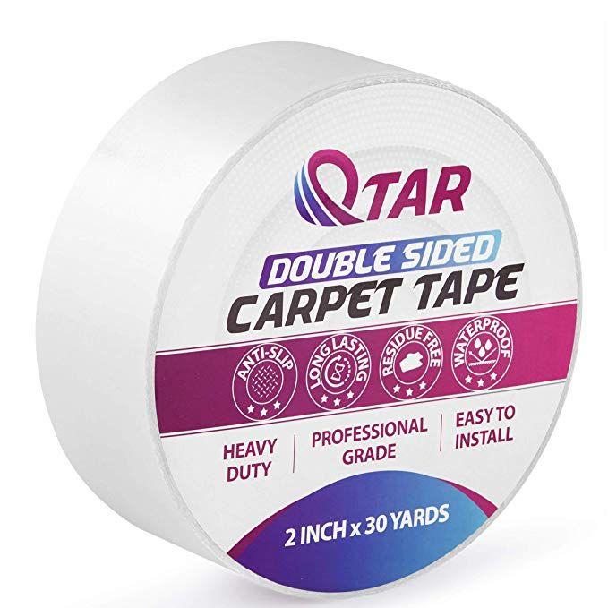 Best Removable Double Sided Carpet Tape Heavy Duty Sticky Tape 400 x 300