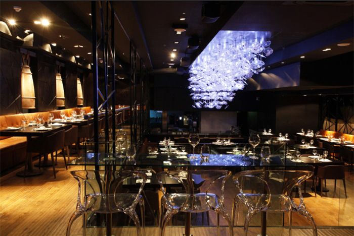 Yaneff At DSTRKT, molecular American fare | Life In Luxury