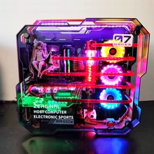 Buy Gaming Pc Case And Get Free Shipping On Aliexpress Pc Computer Gaming Computer Pc Cases