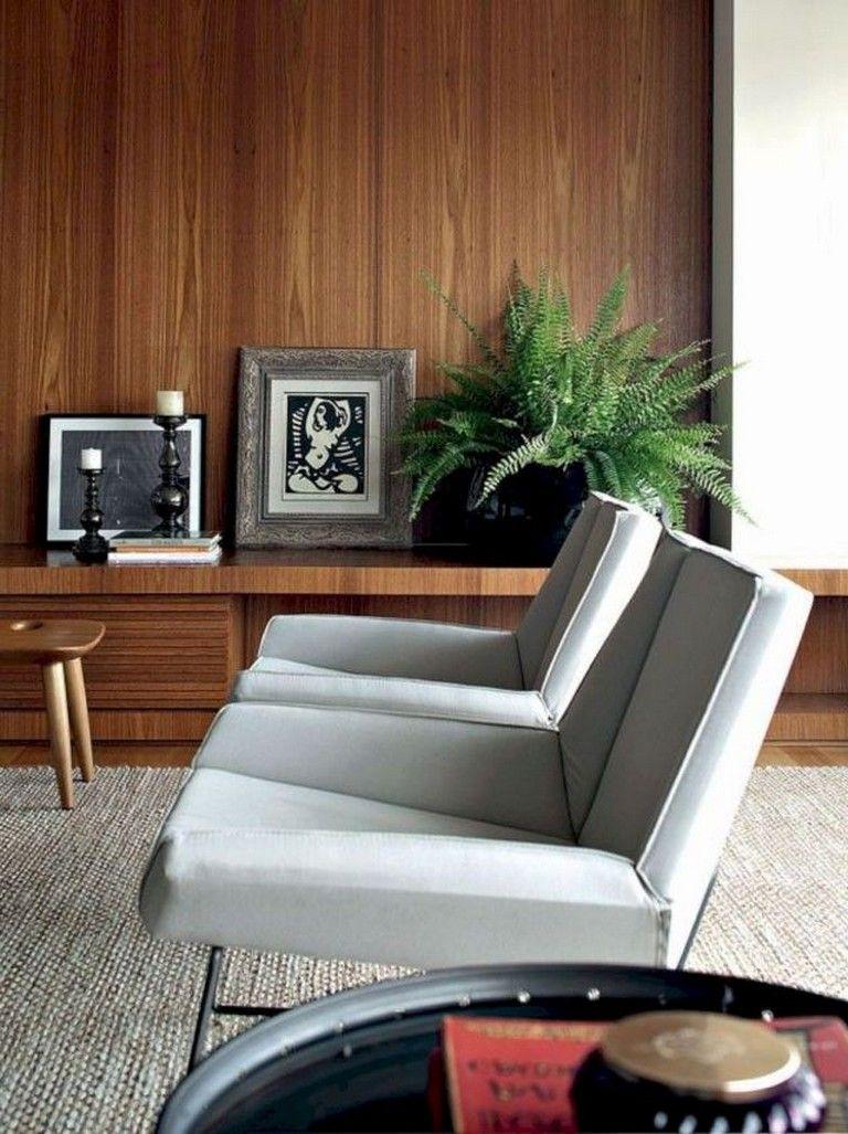 52+ Amazing Mid Century Living Room Decor Ideas 53 ...