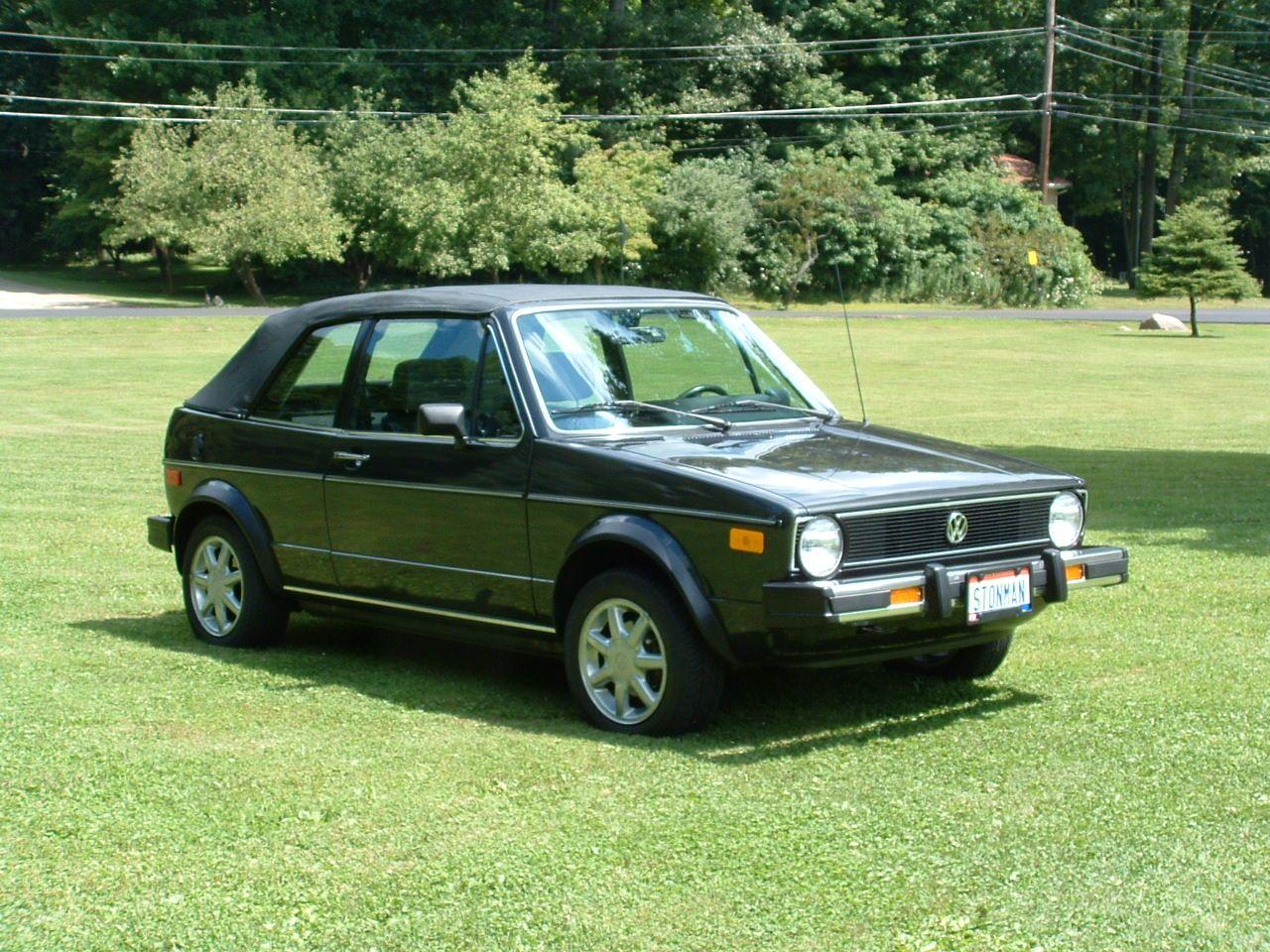 1985 Volkswagen Rabbit